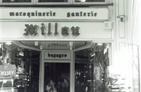 Magasin bd Montmartre à Paris 1980